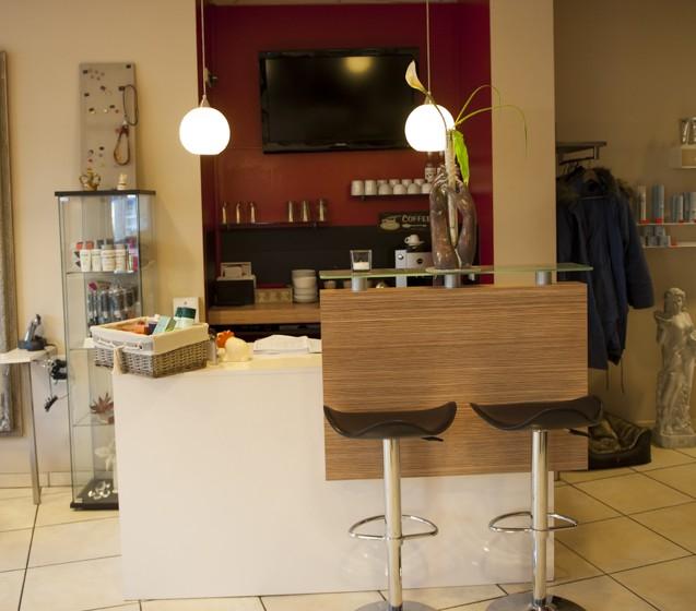 Salon Theke/Empfang